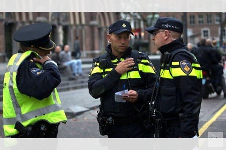 Mannen belagen politieagent op Nieuwe Binnenweg