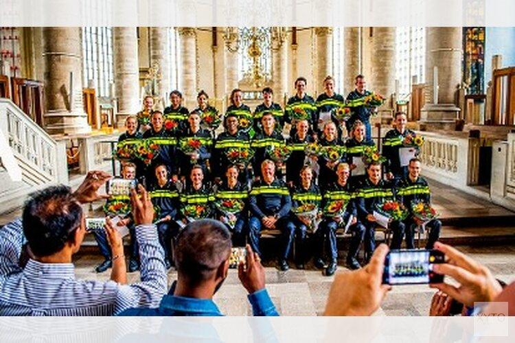 Nieuwe collega's versterken politie Rotterdam