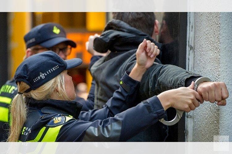 Drugsvangst in de Narcissenstraat