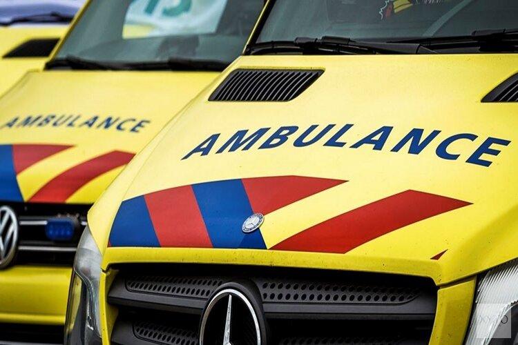 Meerdere gewonden bij ongeval in Rotterdam-West