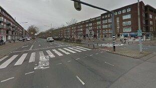 Politie doet passantenonderzoek vanwege steekincident bij verkeersruzie Rotterdam-Zuid