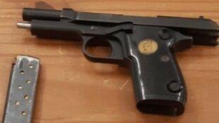 Rotterdammer aangehouden met vuurwapen
