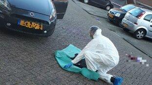 Politie houdt verdachte schietincident Westkousdijk aan