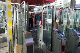 Man aangehouden voor dodelijke steekpartij metrostation Capelsebrug