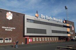 Feyenoord laat zich verrassen in Emmen