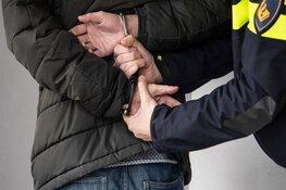 Verdachte mishandeling agent trouwstoet aangehouden