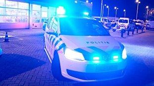 Man lichtgewond na aanval met kapmes in Rotterdam-Zuid