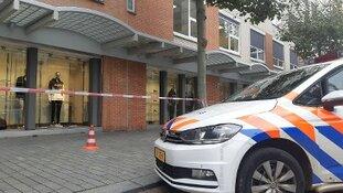 Schot gelost Karel Doormanstraat Rotterdam