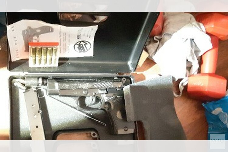 Politie houdt verdachten aan voor illegale handel medicijnen