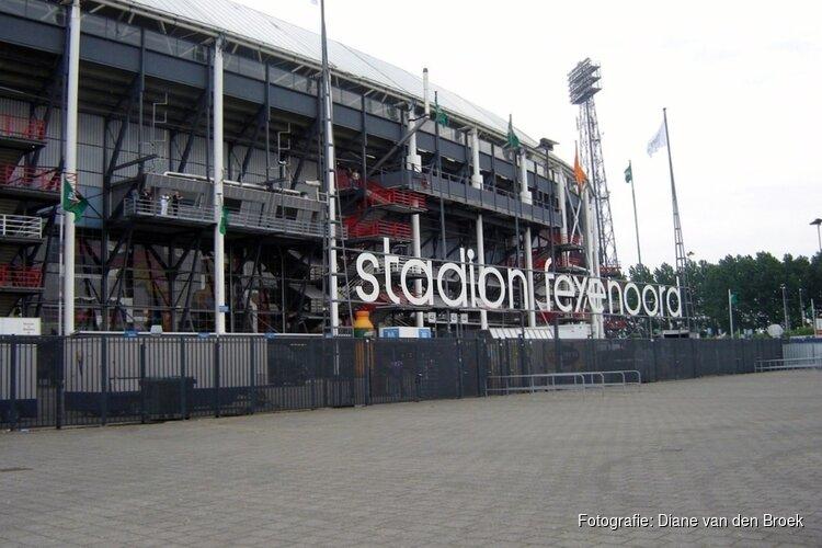 Feyenoord ook niet langs Heracles (1-1)