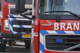 Zes woningen ontruimd na brand in Vlaardingen