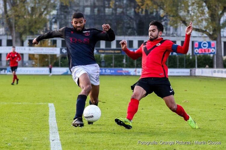 Jong Sparta in blessuretijd onderuit bij AFC