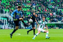 Feyenoord speelt gelijk in Groningen