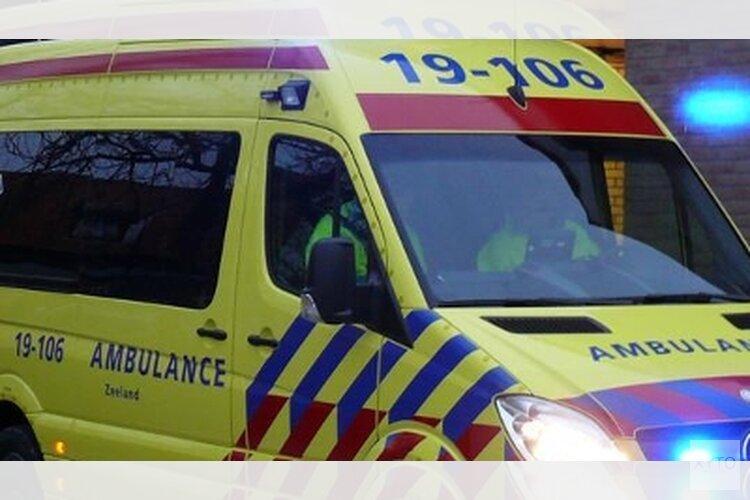 14-jarige gewond na steekpartij Bloemhof