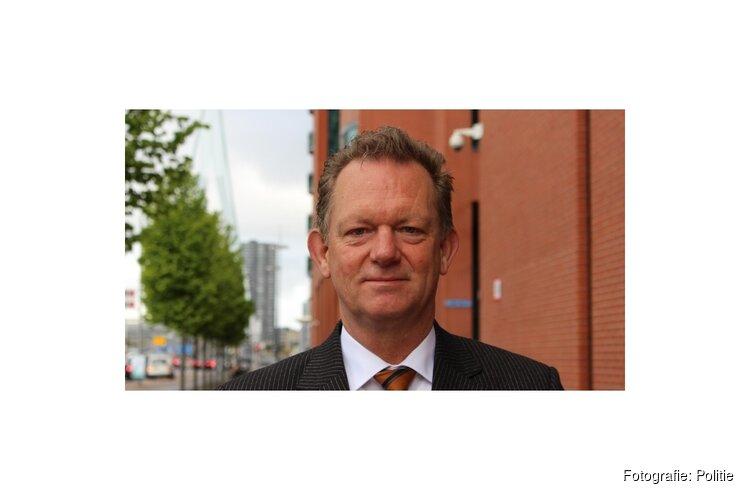Fred Westerbeke nieuwe politiechef Rotterdam