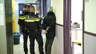 Schietpartij Nieuwe Binnenweg Rotterdam: vijf aanhoudingen