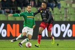 FC Dordrecht en Excelsior gelijk in Rijnmond-derby