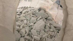 Speksteen als deklading voor meer dan 400 kilo heroïne