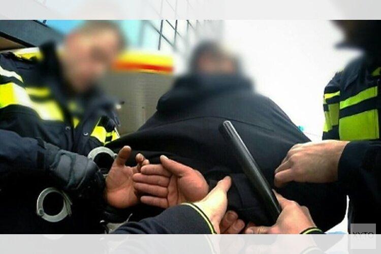 Waarschuwingsschot gelost bij aanhouding Rotterdam Centrum