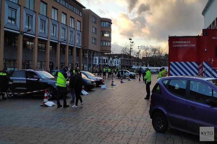 Opnieuw geslaagde actieavond in Schiedam