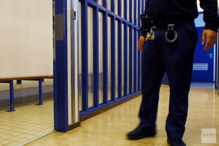 Man aangehouden voor 55 dagen gevangenisstraf