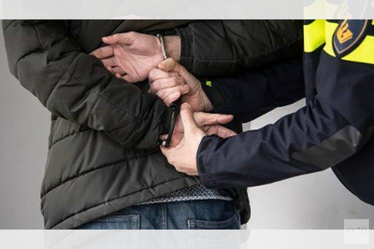Politieagent gebeten bij aanhouding in Rotterdam
