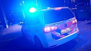 Twee ernstig gewonden bij auto-ongeluk Posthumalaan
