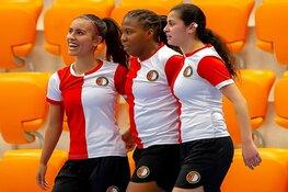 Feyenoord Futsal vrouwen vrijdag in halve finale beker tegen ZVV Den Haag