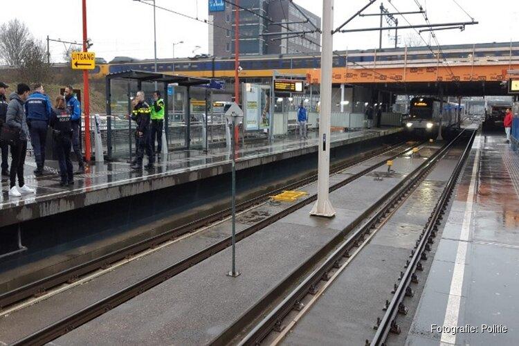 Onenigheid metrostation leidt tot steekincident