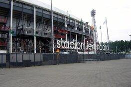 Feyenoord rekent af met Willem II