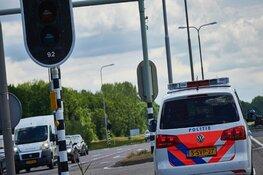 Twee gewonden ongeval Bentinckplein
