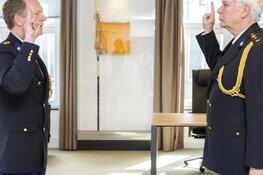 Fred Westerbeke beëdigd als politiechef eenheid Rotterdam