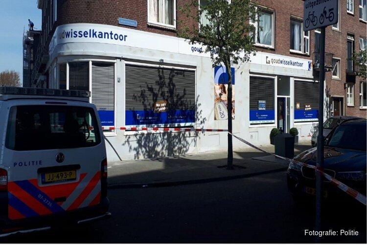 Update: ook tweede verdachte overval Dorpsweg, aangehouden