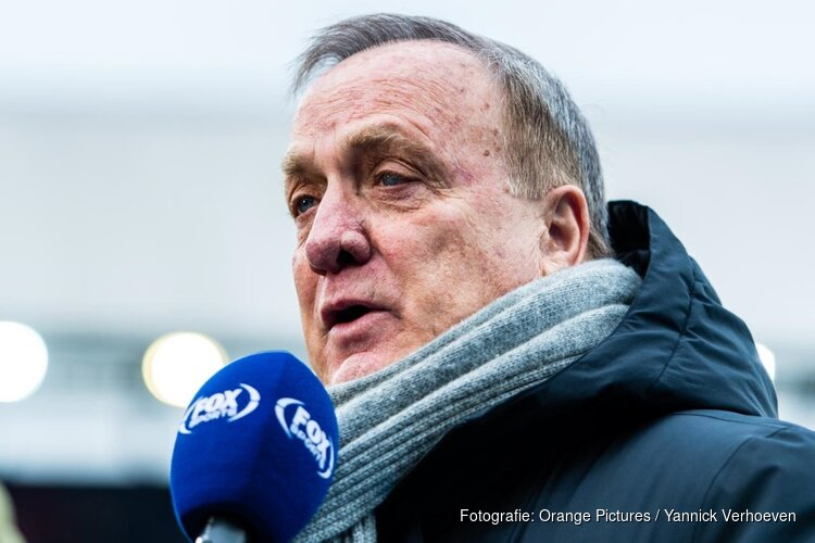 Dick Advocaat blijft bij Feyenoord