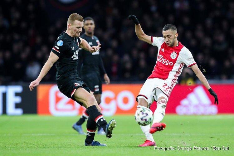 KNVB: Ajax nummer één maar geen kampioen, geen promotie en degradatie