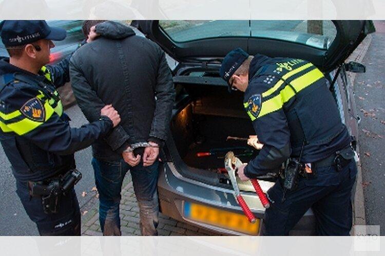 Aanhoudingen na incident met handhaving