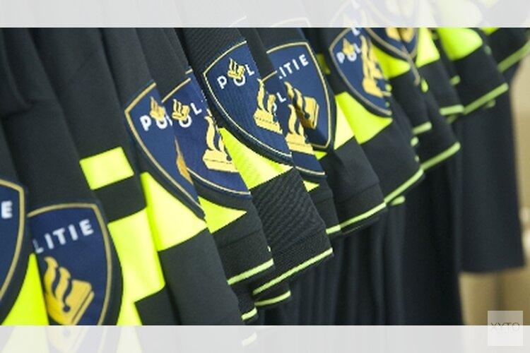 Politie schiet op inrijdende bestuurder