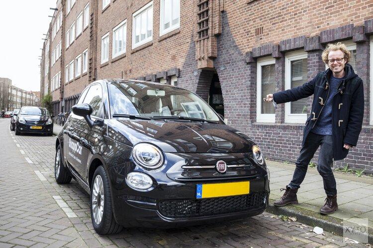 Kosten autogebruik fors omlaag dankzij autodeelplatform