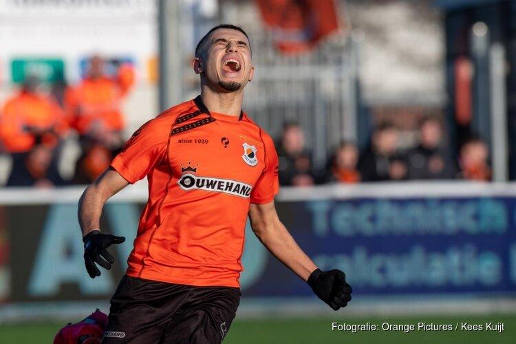 Marouane Afaker van Katwijk naar Sparta Rotterdam