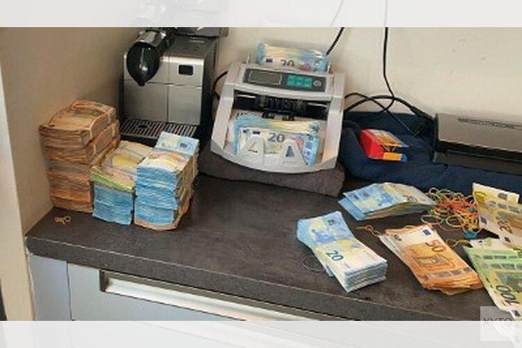 Leegstaand pand Slotstraat huisvest coke en cash