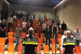 Negentig nieuwe politieagenten beëdigd in Rotterdam