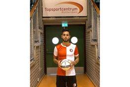 Amin Nyali terug bij Feyenoord Futsal