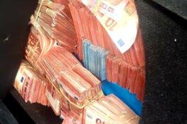 900.000 euro gevonden bij aanhoudingen in witwasonderzoek