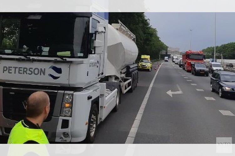 Chauffeur zwaargewond na verkeersruzie