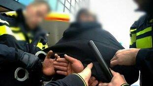 Politie beëindigt vechtpartij