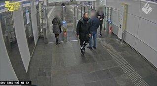 Gezocht: Wie is deze man bij metrostation Delfshaven?