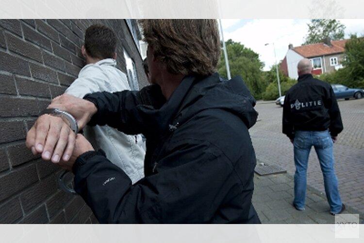 Wéér een verdachte met vuurwapen van de straat