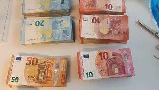 Wederom omvangrijke geldvondst in Rotterdam