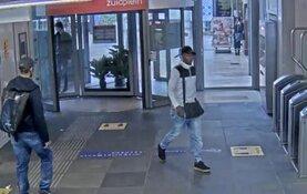 Rotterdam - Gezocht - Man ontzet met geweld winkeldievegge in Zuidplein