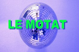 25 September debuut le Motat  'EP1'